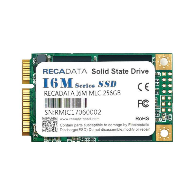 Recadata mSata III MLC Flash 64 128 unità a stato solido interne da 256 Gb