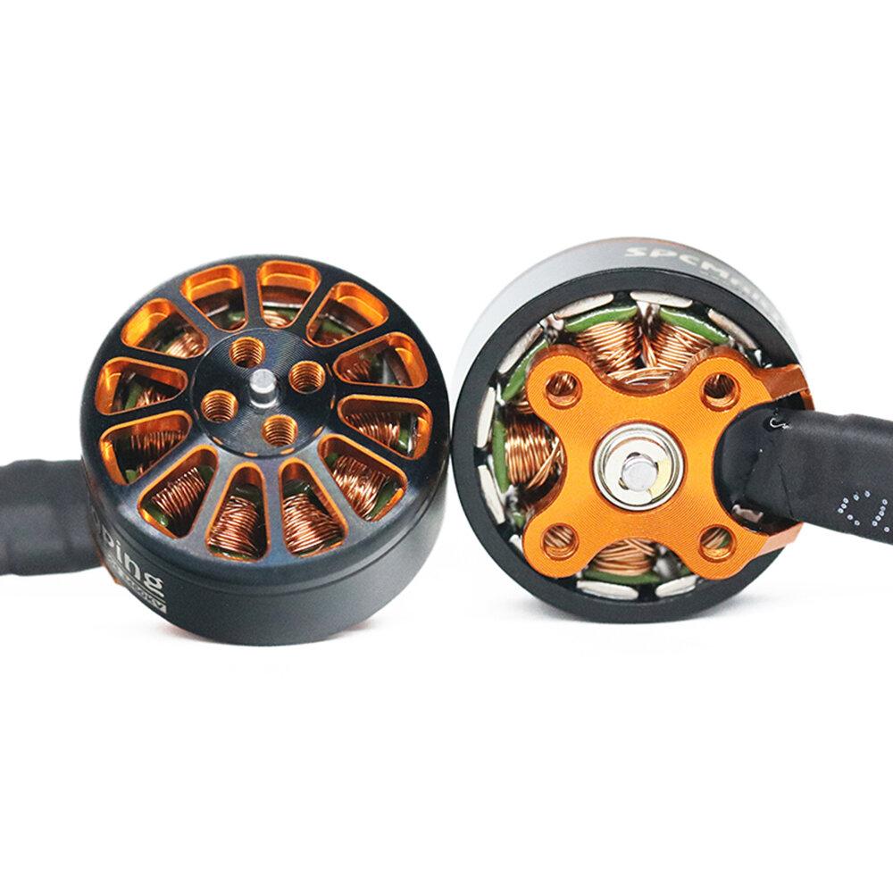SPCMAKER Galloping G1505 1505 3450KV 3-6S Бесколлекторный мотор для 3/4 дюймов Зубочистка FPV Racing Дрон