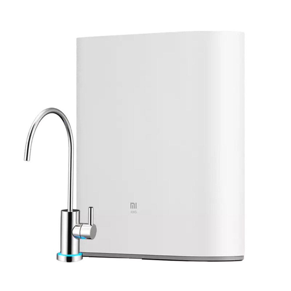 XIAOMI MR432 400G Water Purifier 3 in 1 Composite Reinforced Filter Reverse Osmosis Kitchen Appliance with Mijia APP
