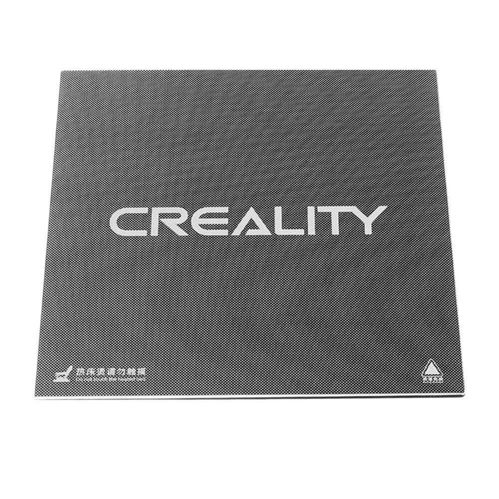 Creality 3D® Ultrabase 235 * 235 * 3mm Vetro Piatto Piattaforma a letto riscaldato Superficie di costruzione per Ender-3 MK2 MK3 Hot bed 3D Printer Part