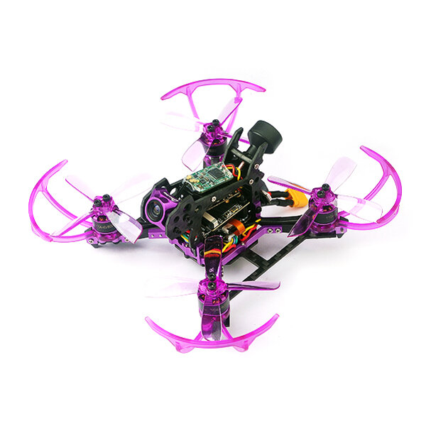 Upgraded Eachine Lizard105S FPV Racing Drone BNF Omnibus F4SD 28A Blheli_S 720P DVR 25/200mW VTX 4S