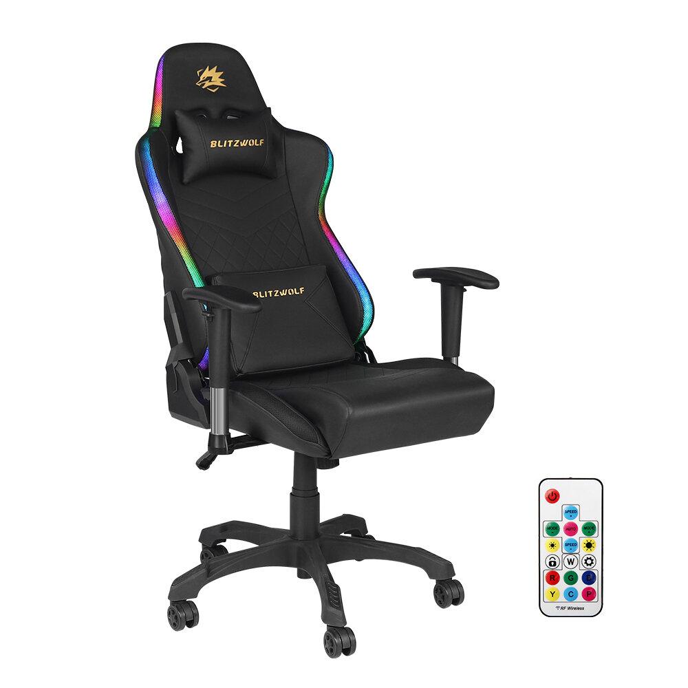 Fotel gamingowy RGB BlitzWolf BW-GC8 z EU za $172.40 / ~670zł