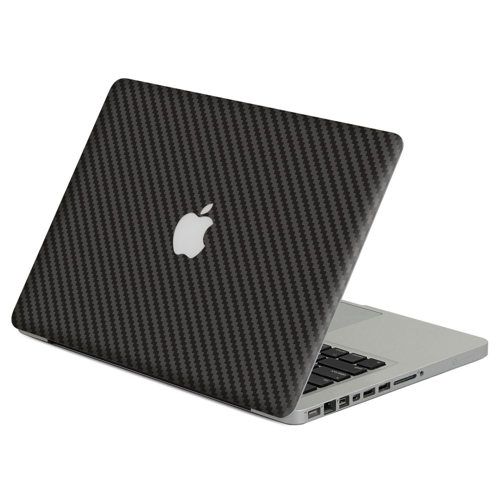 outlet store b4ff5 22a68 For Macbook Pro Retina 13 Inch Carbon Grey Series Full Body A+D Both Sides  Skin Cover Film Sticker