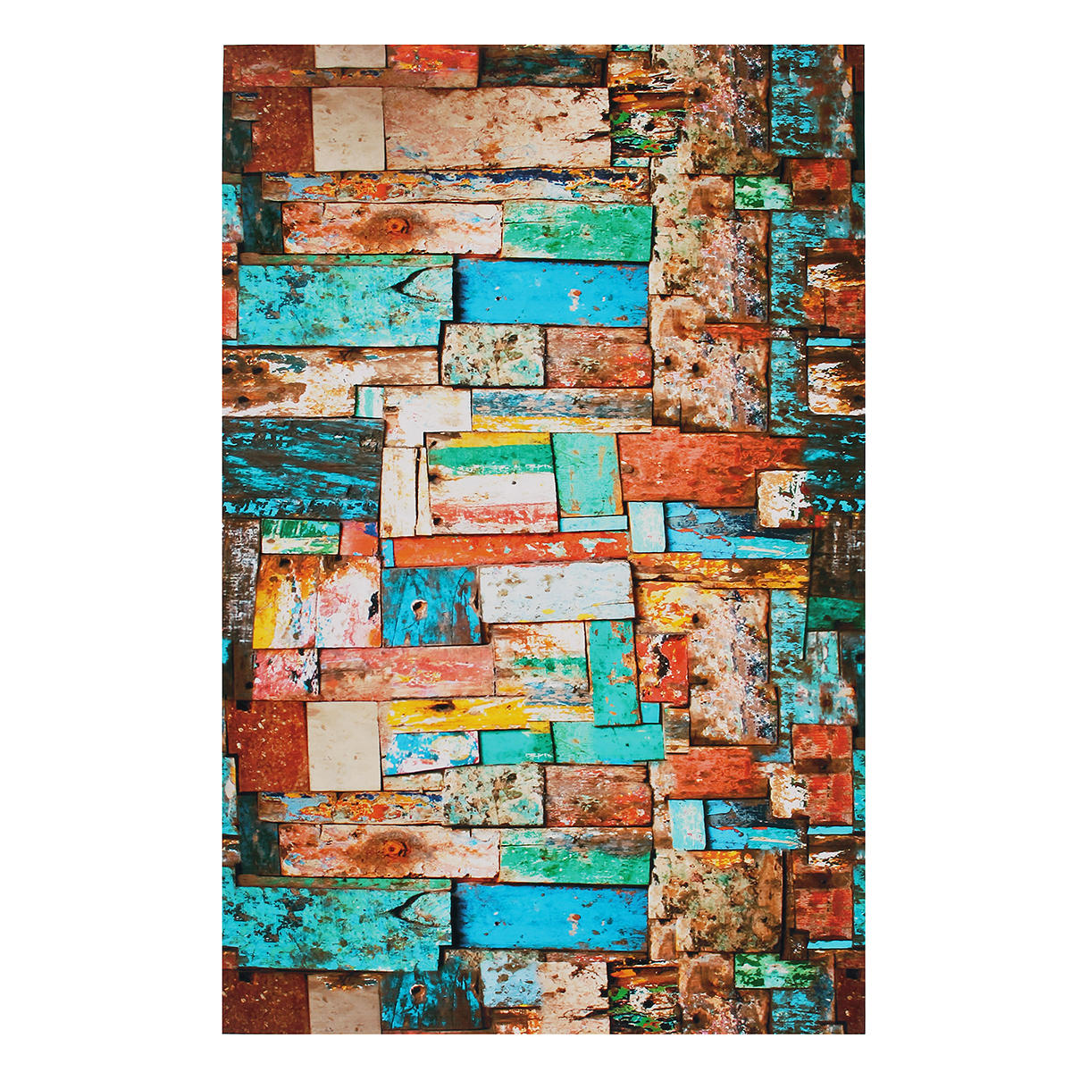 Colorful Wall Graffiti Decorative Poster photography Background Backdrop Studio Prop