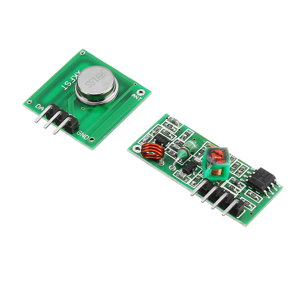 315MHz XD-FST XD-RF-5V Wireless Transmitter Receiver Module Board on