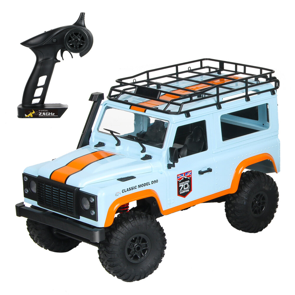 MN 99 2.4G 1/12 4WD RTR Crawler RC Car Off-Road Truck For Land Rover Vehicle Model