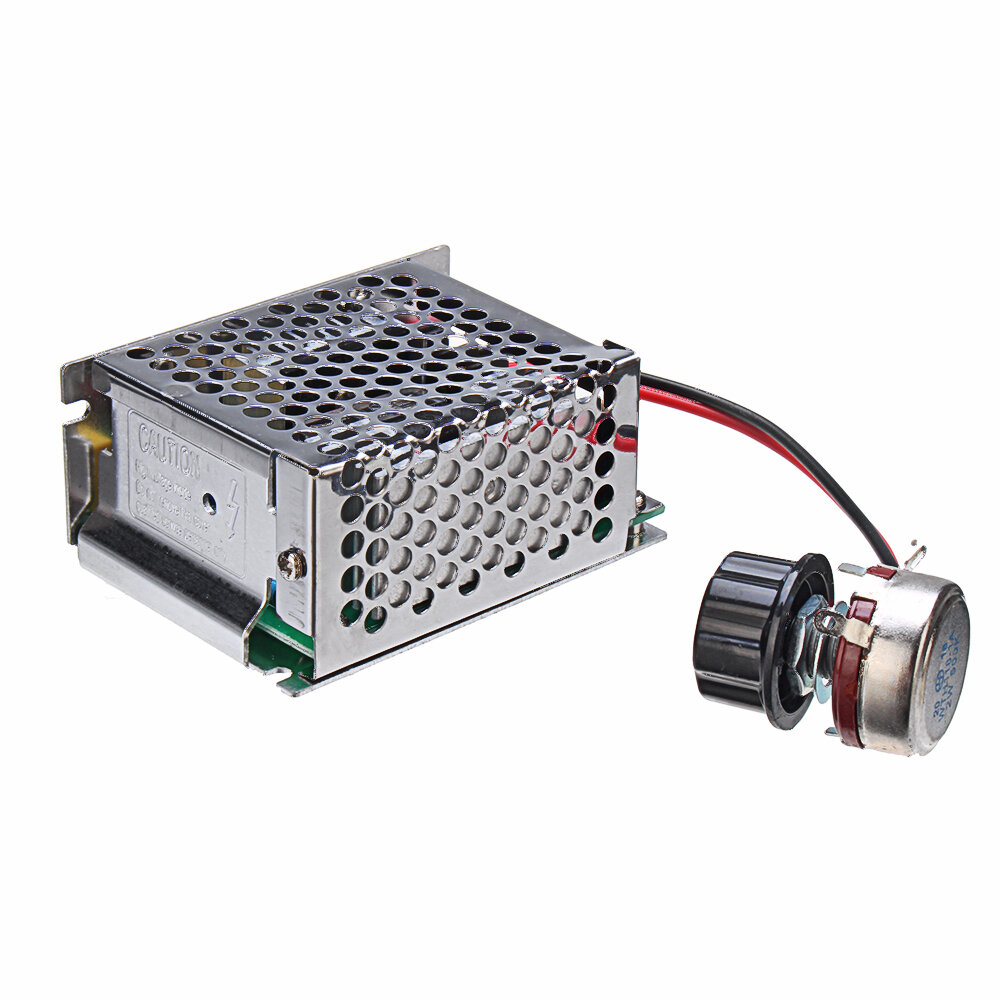 2000W 15A DC Speed Control Power Supply Single Phase DC Motor Speed Controller AC 220V to DC 220V