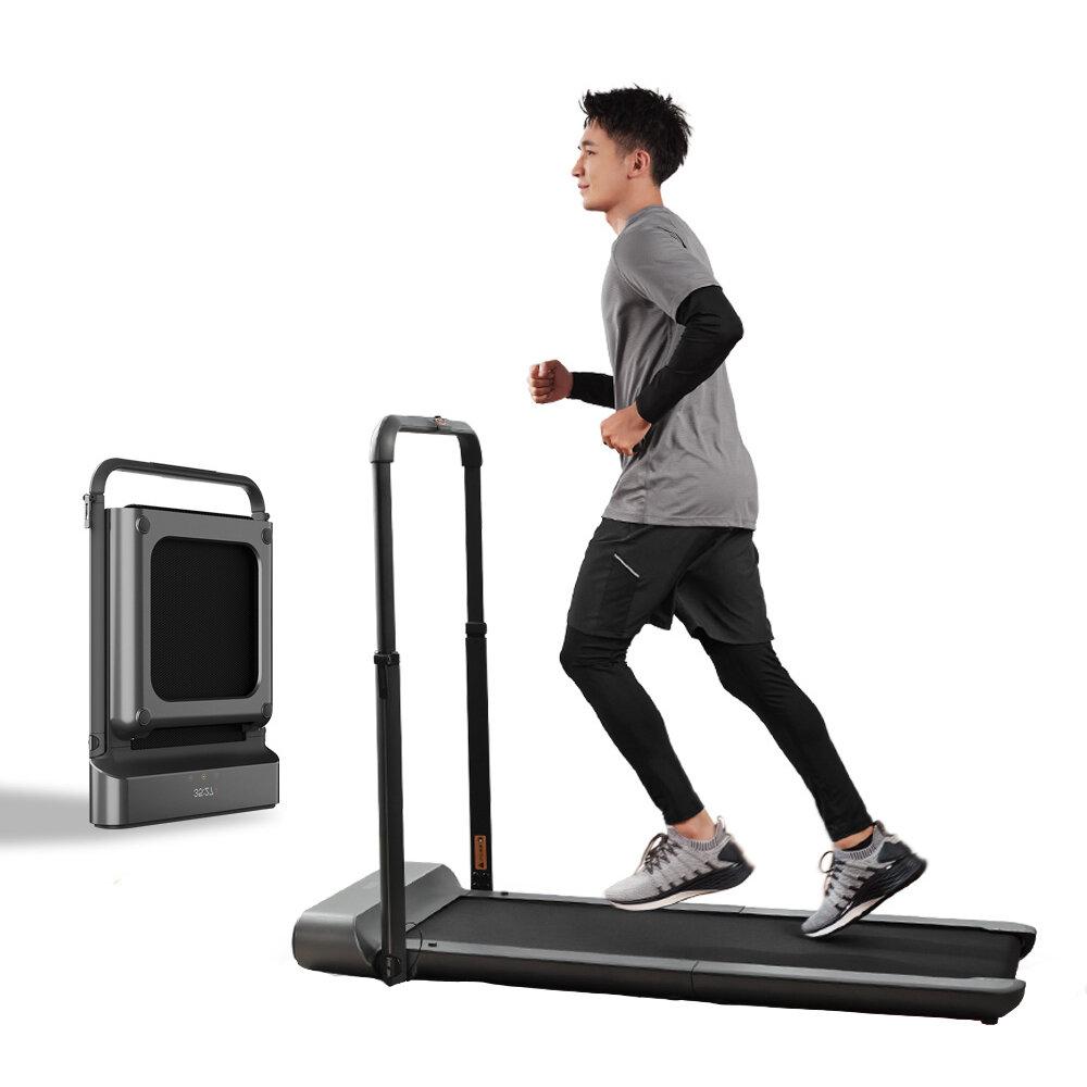 WalkingPad R1 Pro löpband manuell / automatiska lägen fällbar gångplatta halkfri ...
