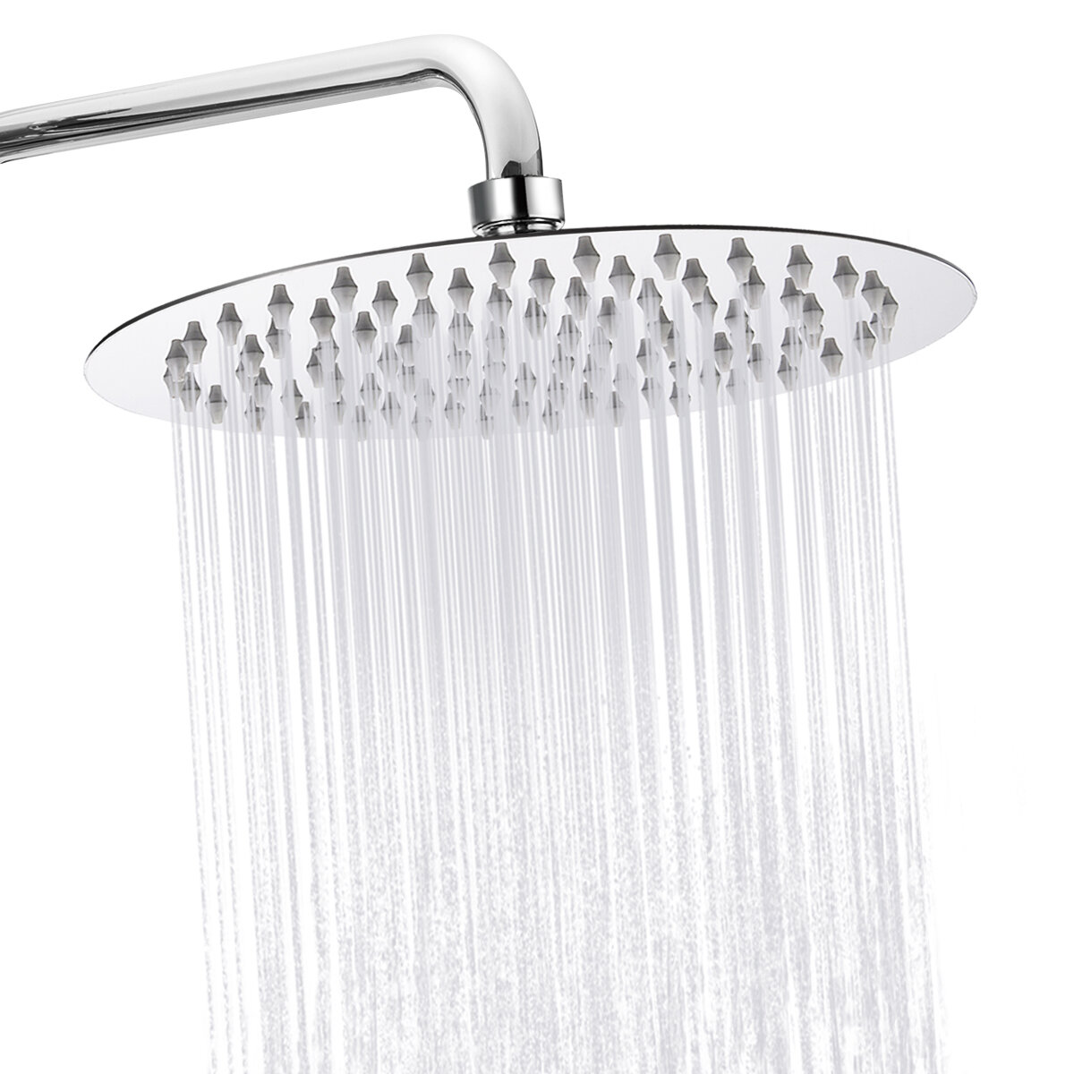 Showers Shower Parts High Pressure Shower Head Bathroom