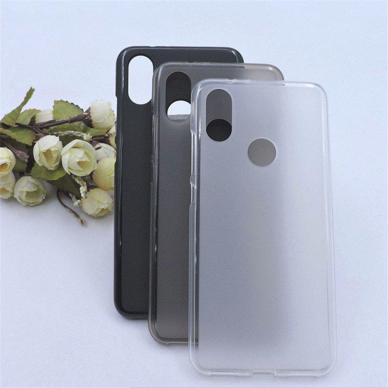 new photos 0eef9 77ece Bakeey™ Matte Shockproof Soft TPU Back Cover Protective Case for Xiaomi Mi  A2 / Mi 6X