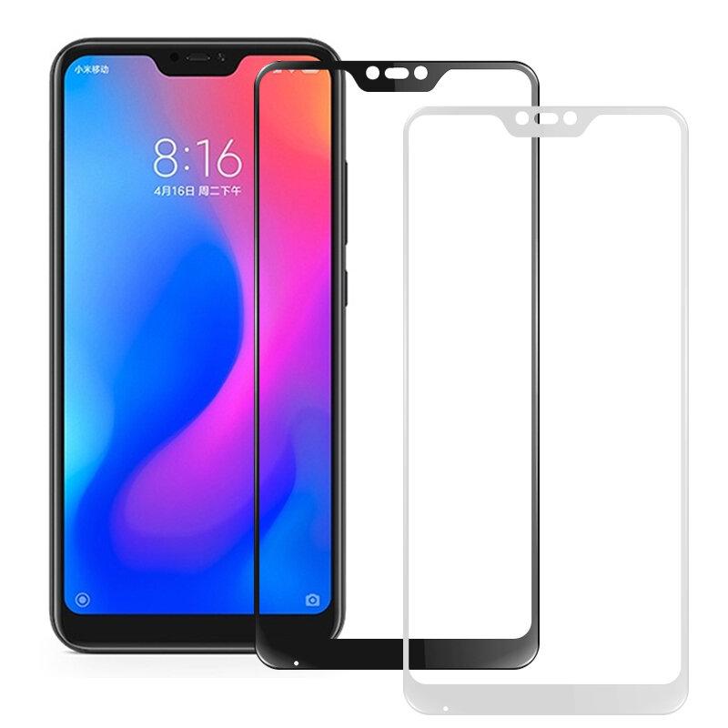size 40 30e8e 84abd Bakeey Anti-Explosion Full Cover Tempered Glass Screen Protector For Xiaomi  Mi A2 Lite / Redmi 6 Pro