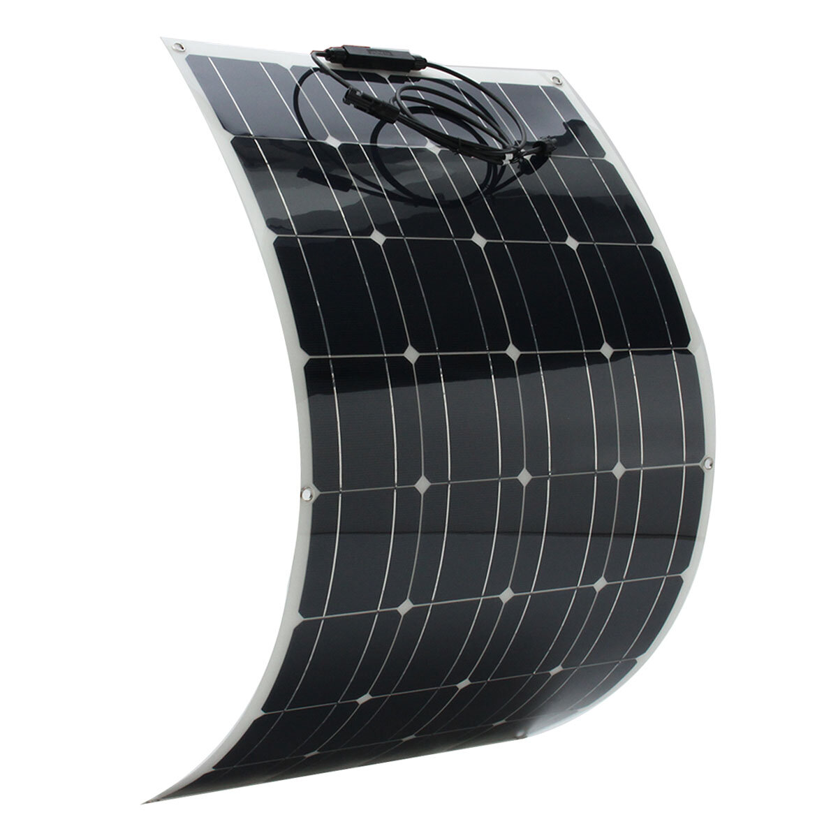 Elfeland® SP-37 18V 100W 1050*540mm Semi-Flexible Monocrystalline Solar Panel