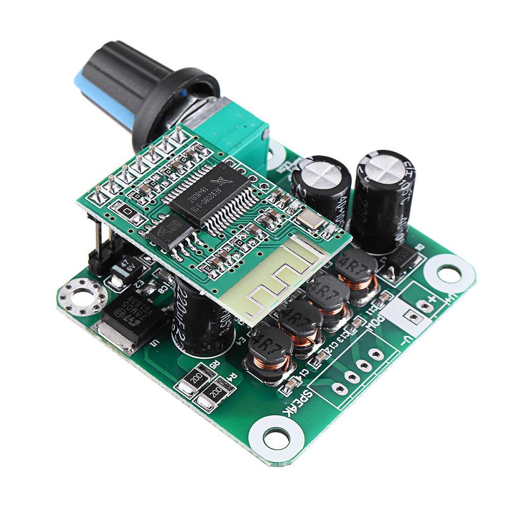 Geekcreit® TPA3110 bluetooth 4.2 Digital Amplifier Board 15Wx2 Class D Stereo Power Amplifier DC 8V-26V