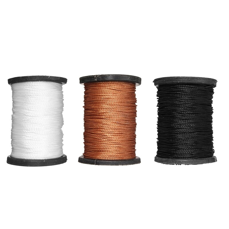Leather Sewing Waxed Thread Nylon Cord Stitching Shoes Craft Tools
