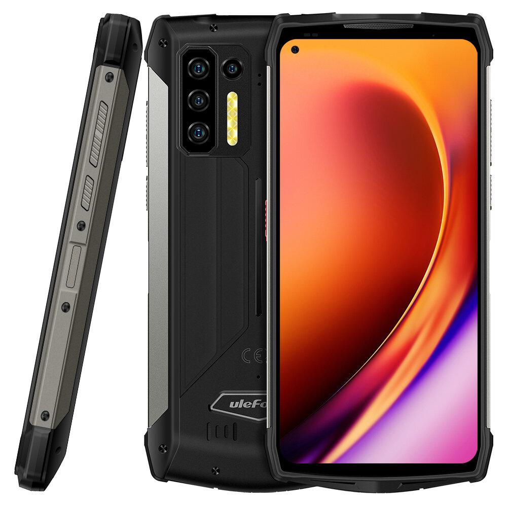 Ulefone Power Armor 13 13200mAh Battery 8GB 256GB 6.81 inch 48MP Quad Camera NFC Wireless Charge Helio G95 IP68 IP69K Wa