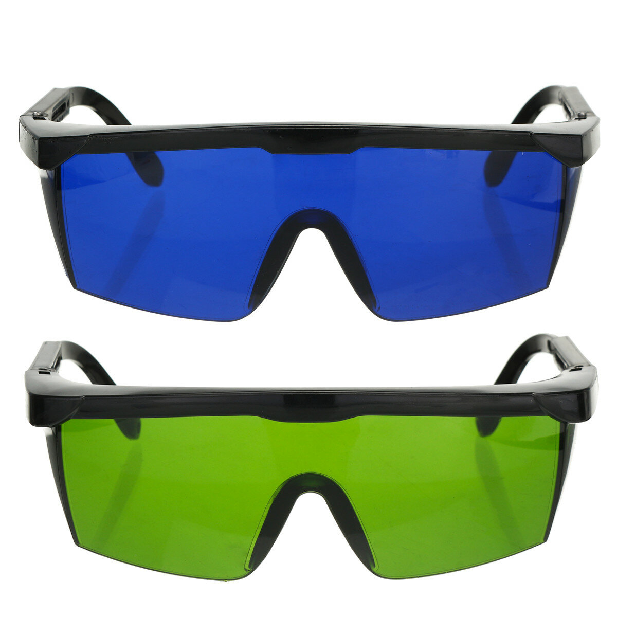 Pro Laser Protection Goggles Protective Safety Glasses IPL OD+4D 190nm-2000nm Laser Goggles
