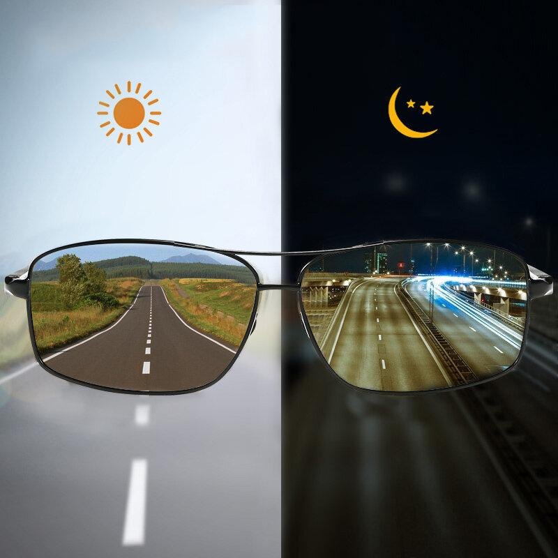 Okulary do jazdy samochodem Top Photochromic Sunglasses za $10.77 / ~41zł