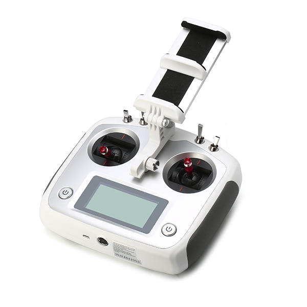 Flysky i6S FS-i6S 2 4G 10CH AFHDS 2A Transmitter With FS-iA10B Receiver for  FPV RC Drone