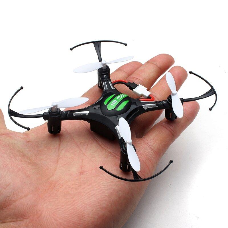 Eachine H8 미니 헤드리스 모드 2.4G 4CH 6 축 RC 드론 Quadcopter RTF