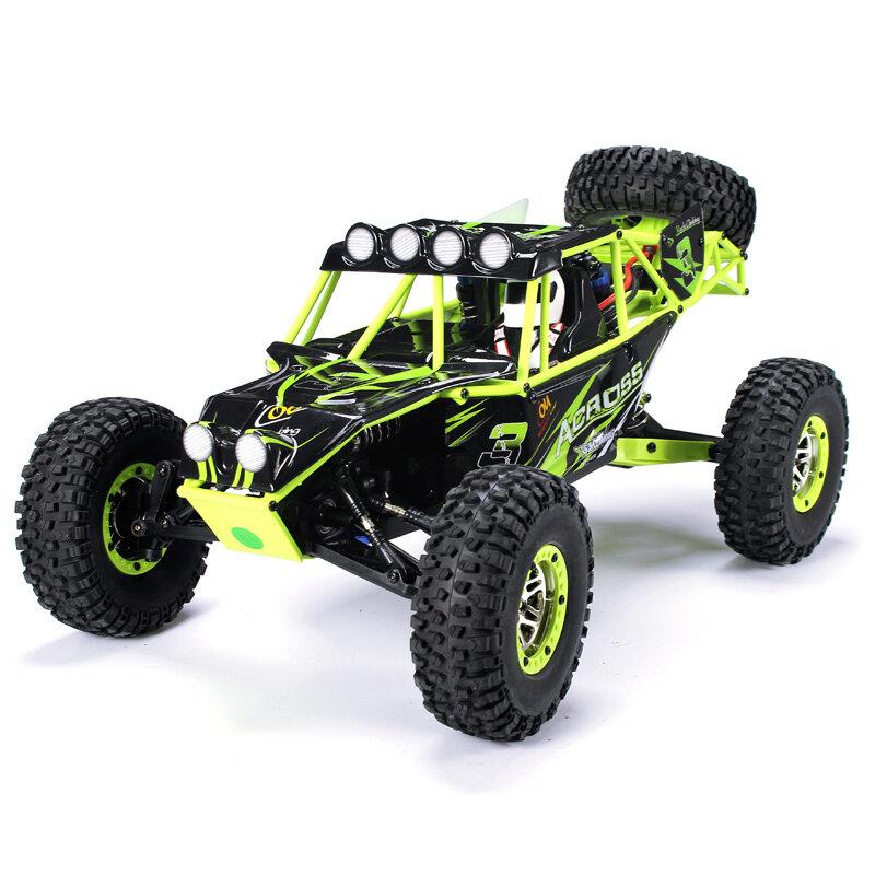 WLtoys 10428 1/10 2.4G 4WD RC Monster Crawler RC Car