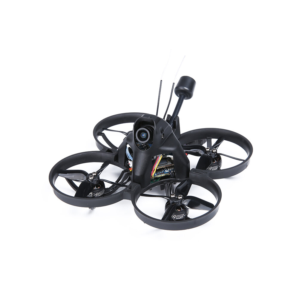 iFlight Alpha A85 85mm 5.8G 2Inch 4S FPV Racing RC Drone BNF w/Caddx Loris 4K Camera SucceX-D 20A Whoop F4 AIO