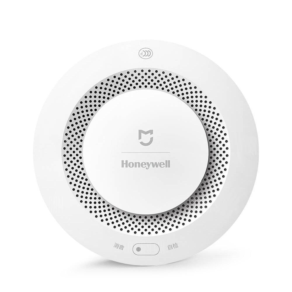 Xiaomi MiHome Honeywell Fire Smoke Alarm Detector Remote Alert Photoelectric Smoke Sensor