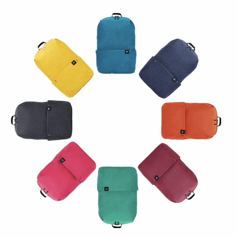 Original Xiaomi 10L Backpack Bag Just $9.79!