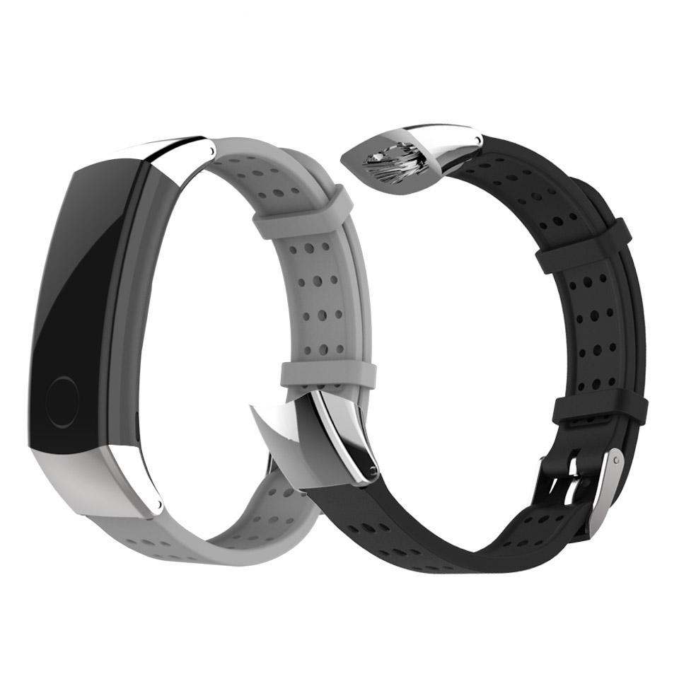Mijobs Smart Watch Band With Repair Tool Adjustable Watch Strap for Huawei Honor Band 3