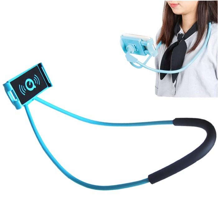 Universal Neck Hanging Holder Phone Stand Lazy Holder Mobile Bracket for  under 5 5 inches Smartphone