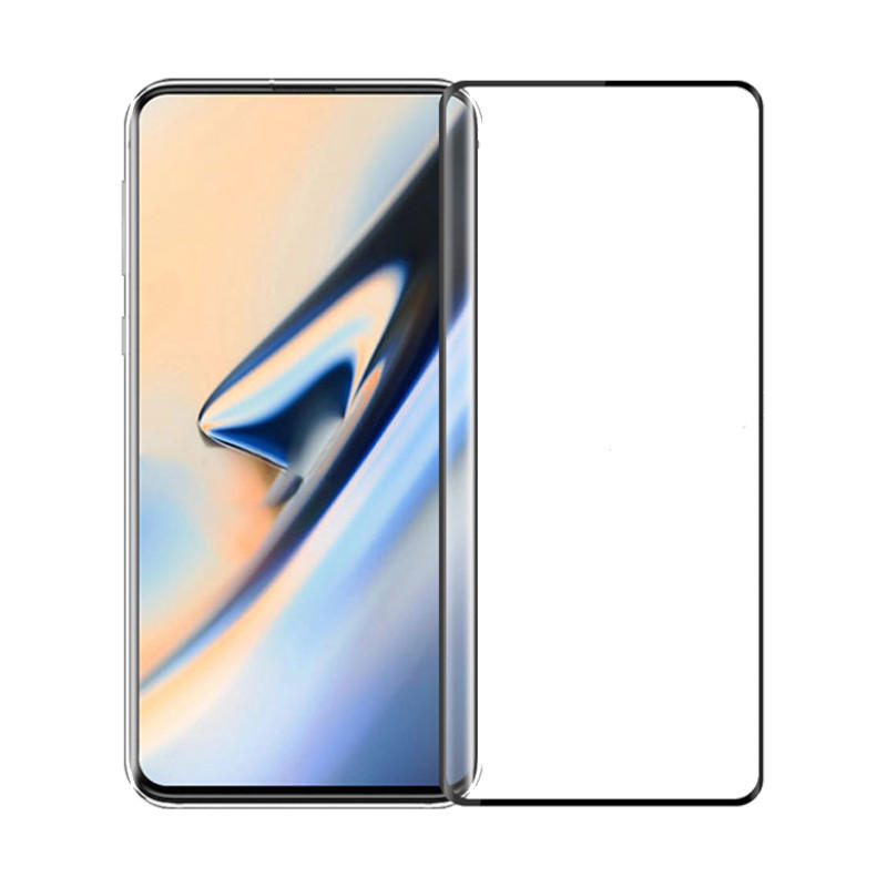 Mofi 3D Curved Edge Hot Bending Full Cover Anti-Explosion Tempered Glass Screen Protector for OnePlus 7 Pro / OnePlus 7T Pro