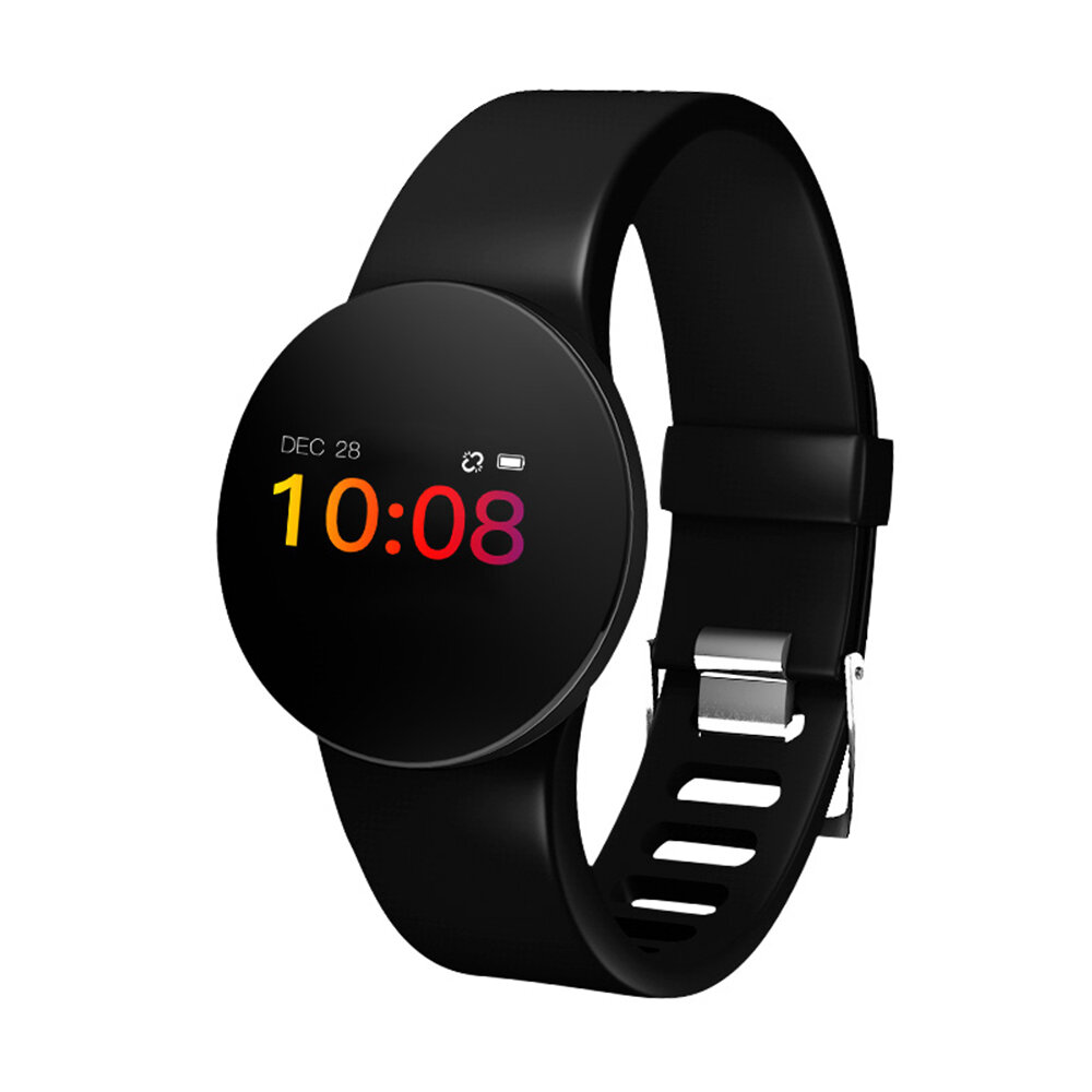 Bakeey D3 Plus Fitness Tracker Smart Watch Heart Rate Blood Pressure  Monitor Stopwatch