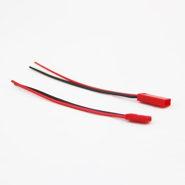 DIY JST Папа Мама коннектор с кабелем для радиоуправляемых моделей на Литий полимерных аккумуляторах