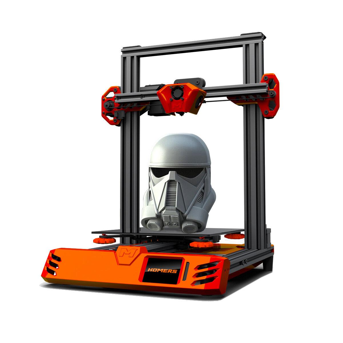 Homers Odyssues RS / Tevo Tarantula RS 3D Printer - News