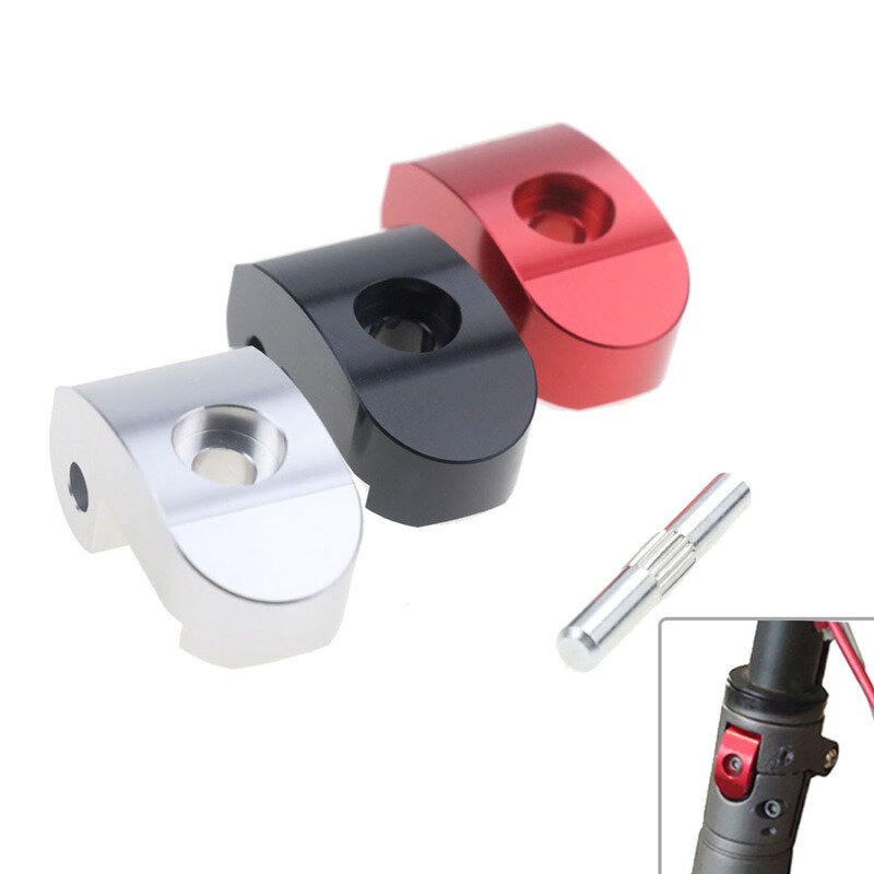 Scooter Folding Buckle Thicken Hook Lock Scooter Accessories Ring Buckle for Xiaomi Mijia M365/Pro Electric Scooter