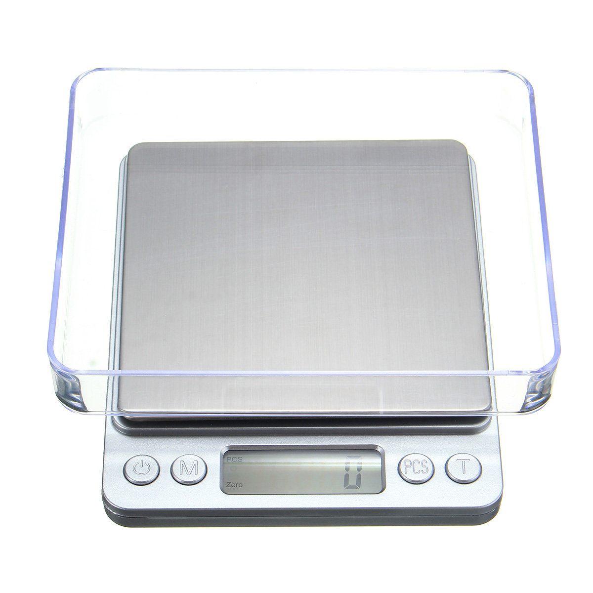 1000g/0.1g Mini LCD Digital Pocket Scale Jewelry Weight Electronic Balance Gram