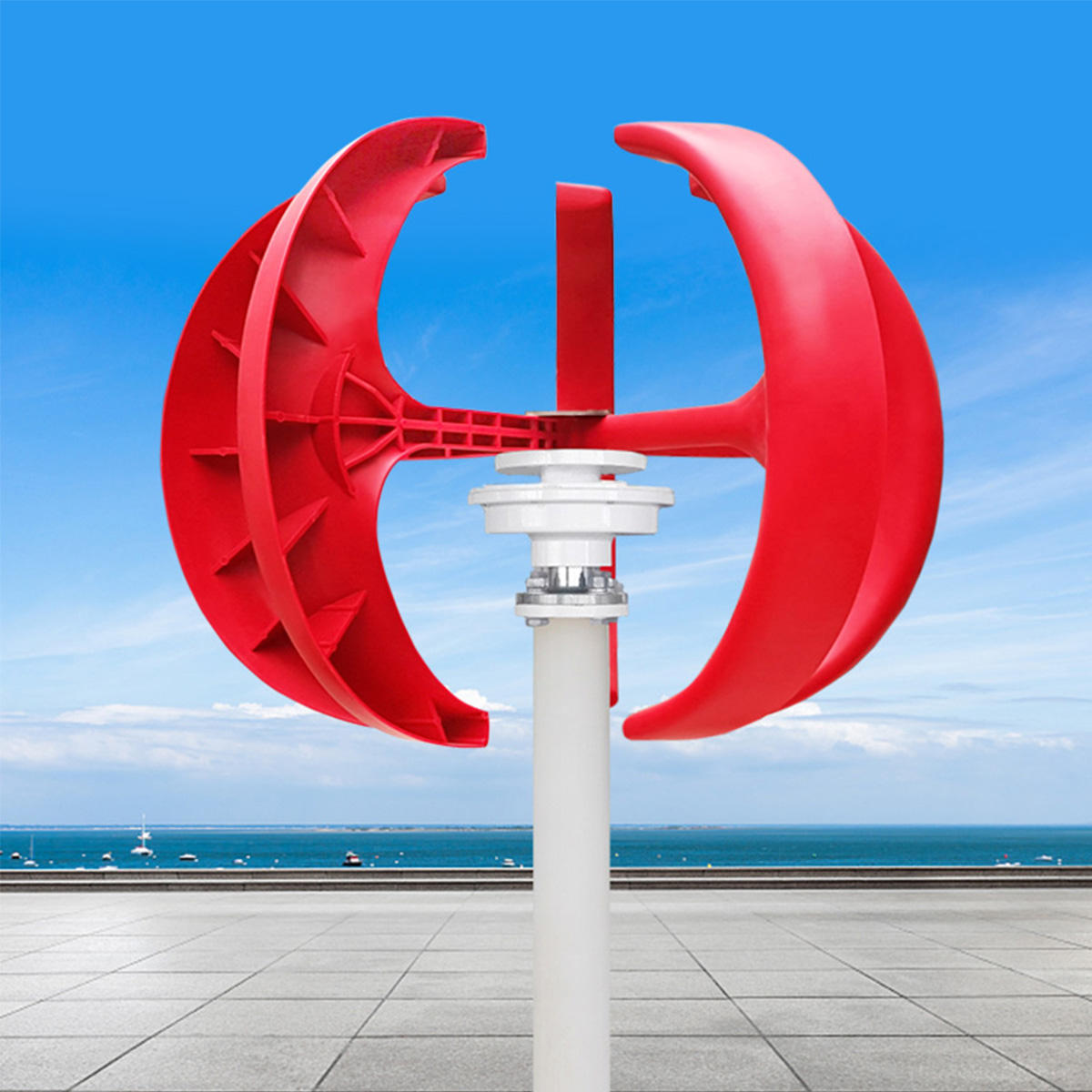Image result for Vertical Axis Wind Turbine