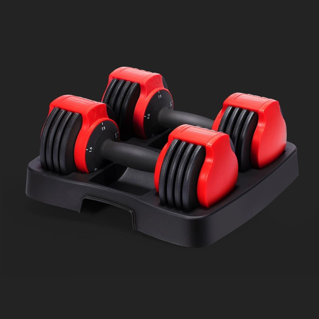 KINGSMITH DB 15A Five Modes Adjustable Weight Dumbbell Outdoor Sports Dumbbell Indoor Fitness Equipment From Xiaomi Youpin
