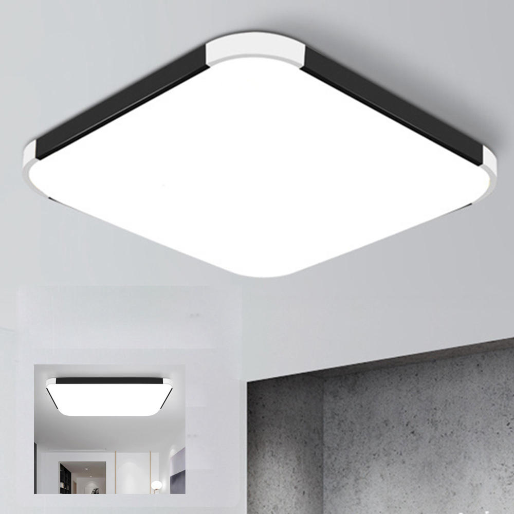 24w 36w Modern Ceiling Light Fixture Led Lamp Surface Mount Living Room Bedroom Ac85 265v
