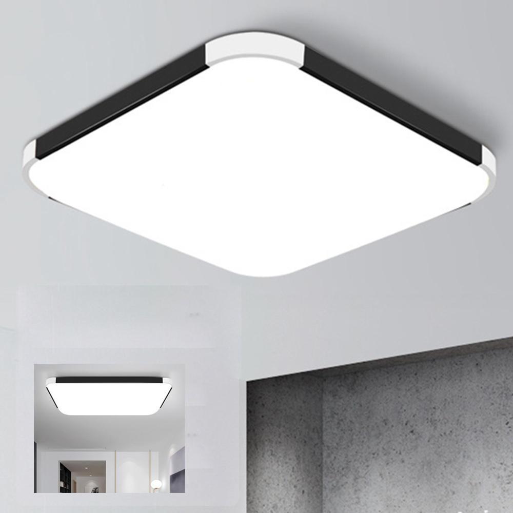 24 W 36 W Nowoczesna Sufitowa Oprawa światła Lampa Led Do Montażu Powierzchniowego Pokój Dzienny Sypialnia Ac85 265v