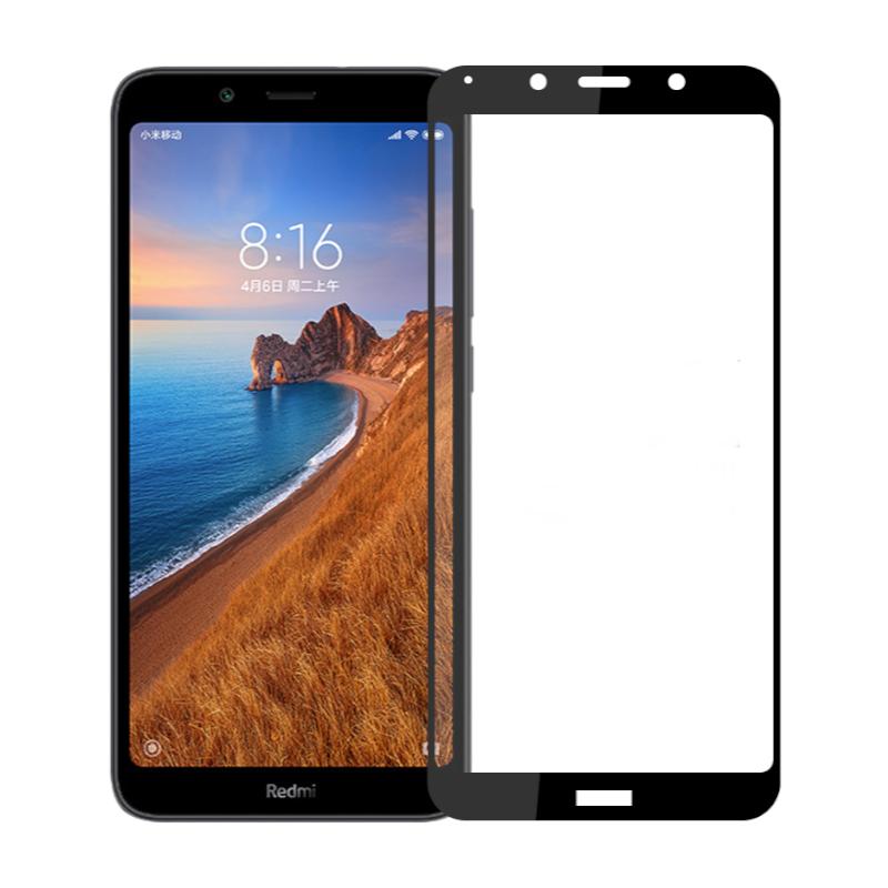 Mofi 9H Anti-Explosion Full Coverage Tempered Glass Screen Protector for Xiaomi Redmi 7A