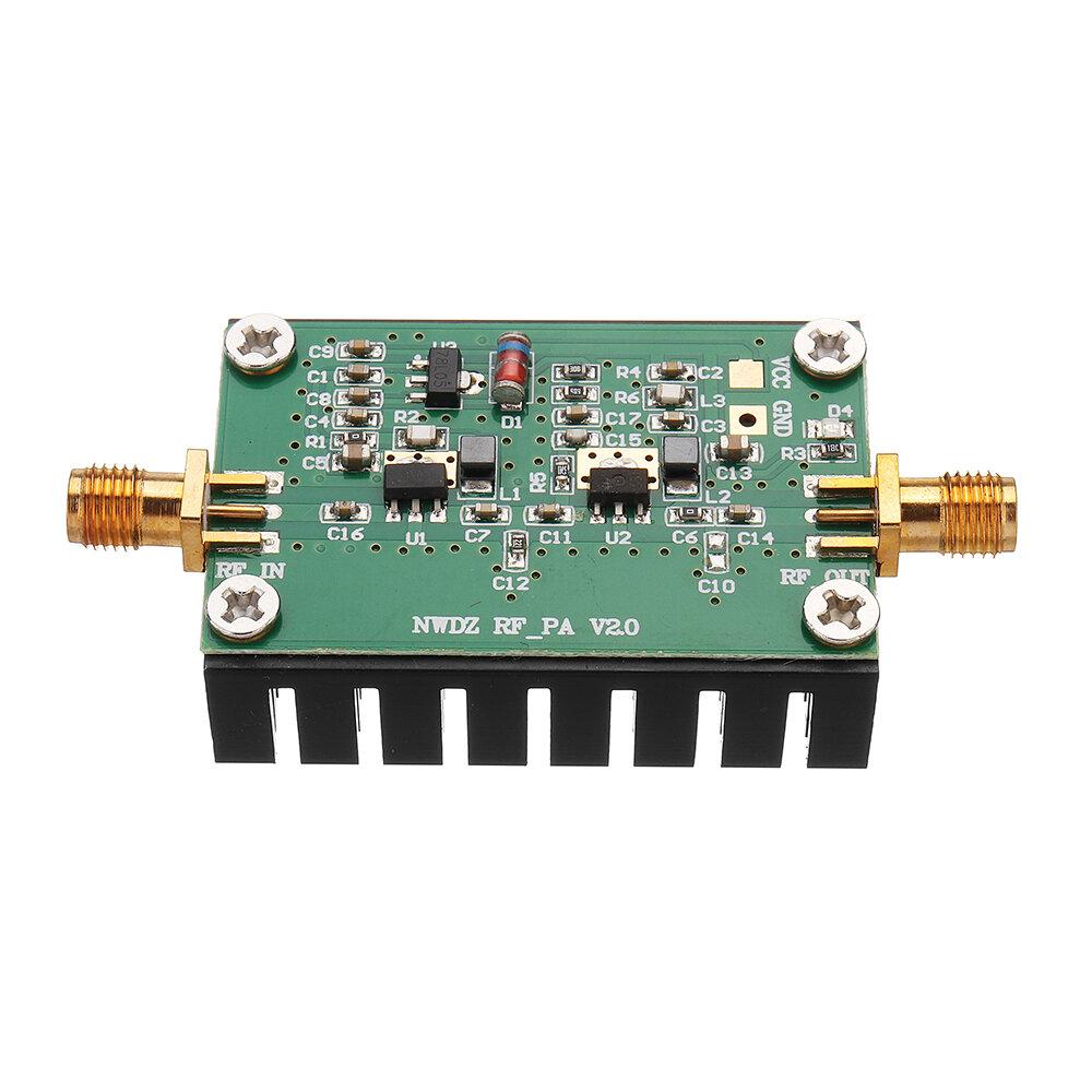 2-700M 3W HF FM VHF UHF FM Transmitter Broadband RF Power Amplifier Short Wave Amplifier