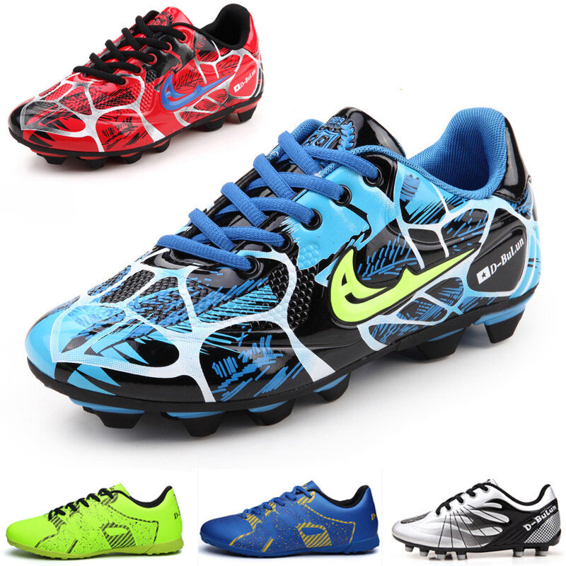 Outdoor football shoes boots artificial