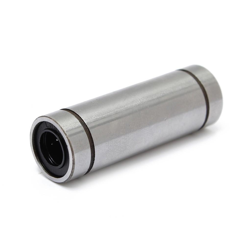 Machifit LM8LUU 8mm Long Type Linear Motion Ball Bearing Slide Bushing CNC Part