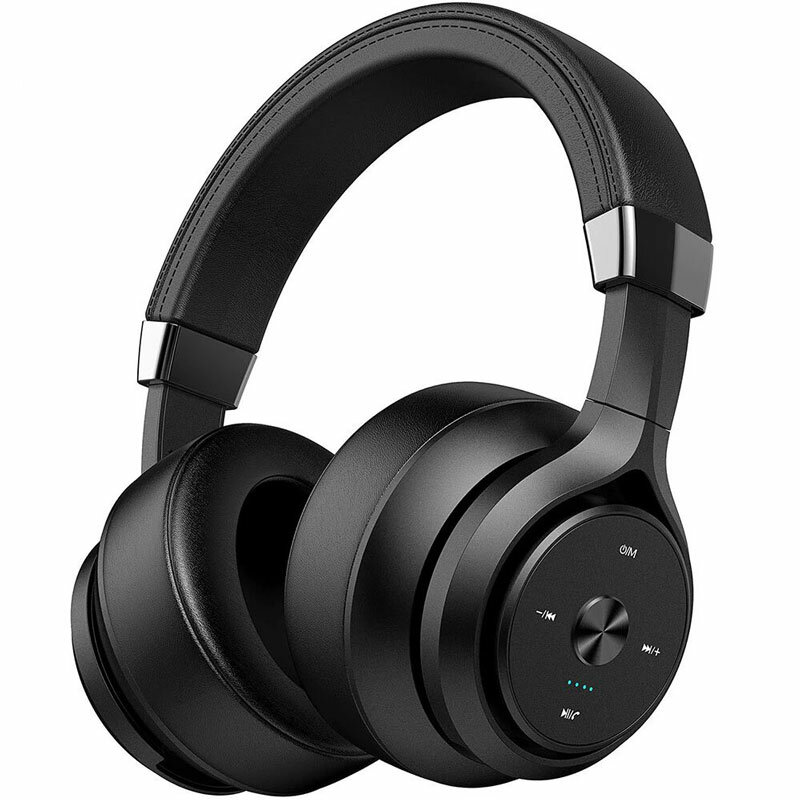 Picun P28X bluetooth Headphone Wireless Headset Studio DJ Headphones With Microphone Over Ear Stereo Headset For Phone PC Gamer