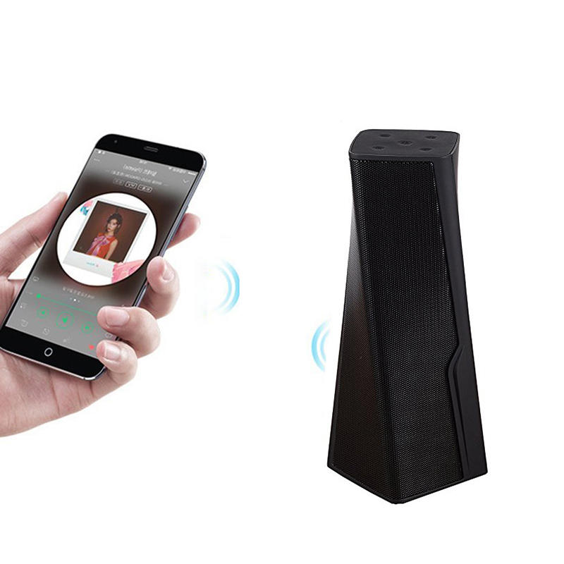 DSP Outdoor Portable Noise Cancelling Super Bass Wireless TF Card bluetooth Speaker for iPhone Xiaomi Huawei