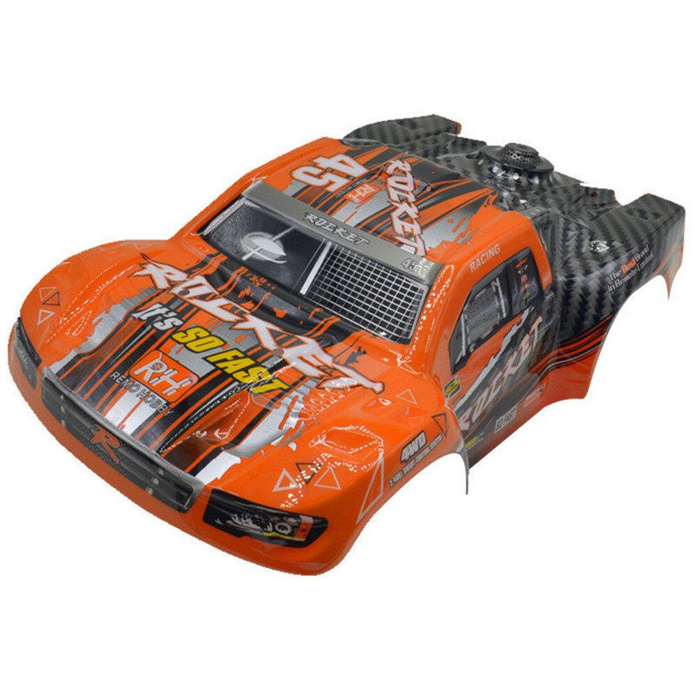 Remo Hobby D2602 / D2603 Rc Mobil Tubuh Shell untuk 1621 1625 1631 1635 1/16 Kendaraan Model Bagian