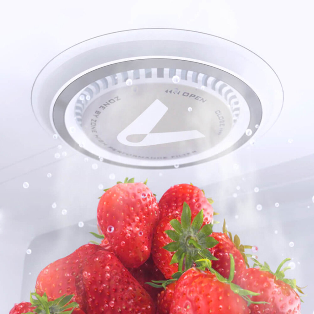 VIOMI VF1-CB Kitchen Refrigerator Air Purifier Household Ozone Sterilizing Deodor Device Flavor Filter Core from xiaomi youpin