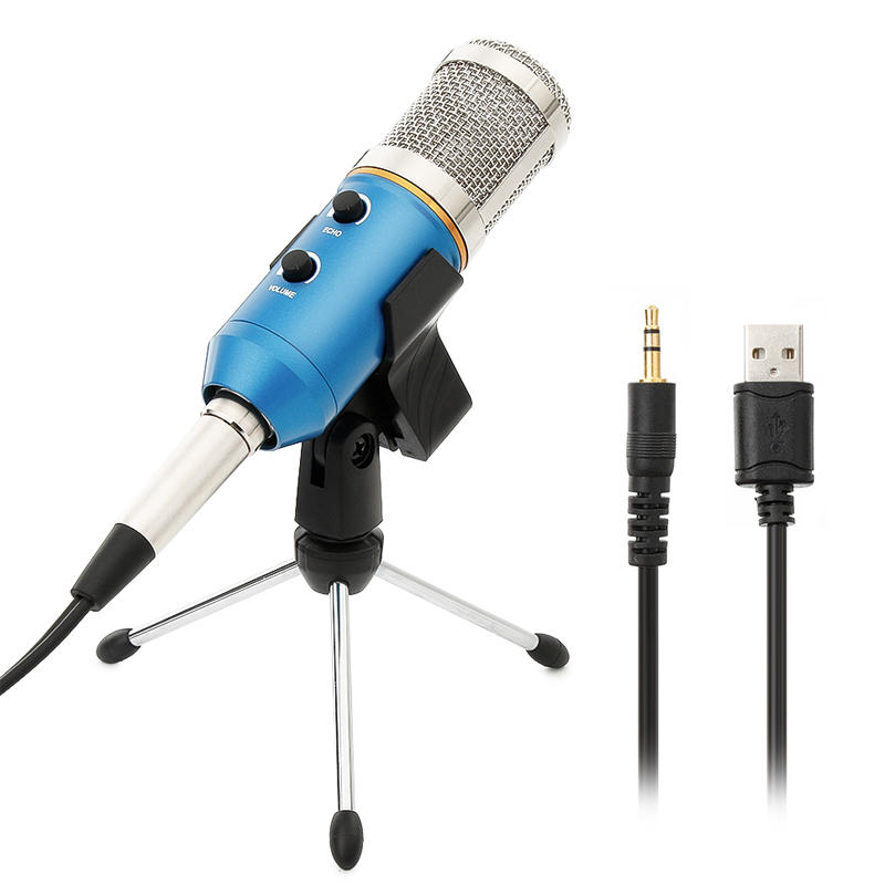 dd4b99e0797 ARCHEER Podcast Recording Microphone Studio Condenser Microphone with Stand  COD