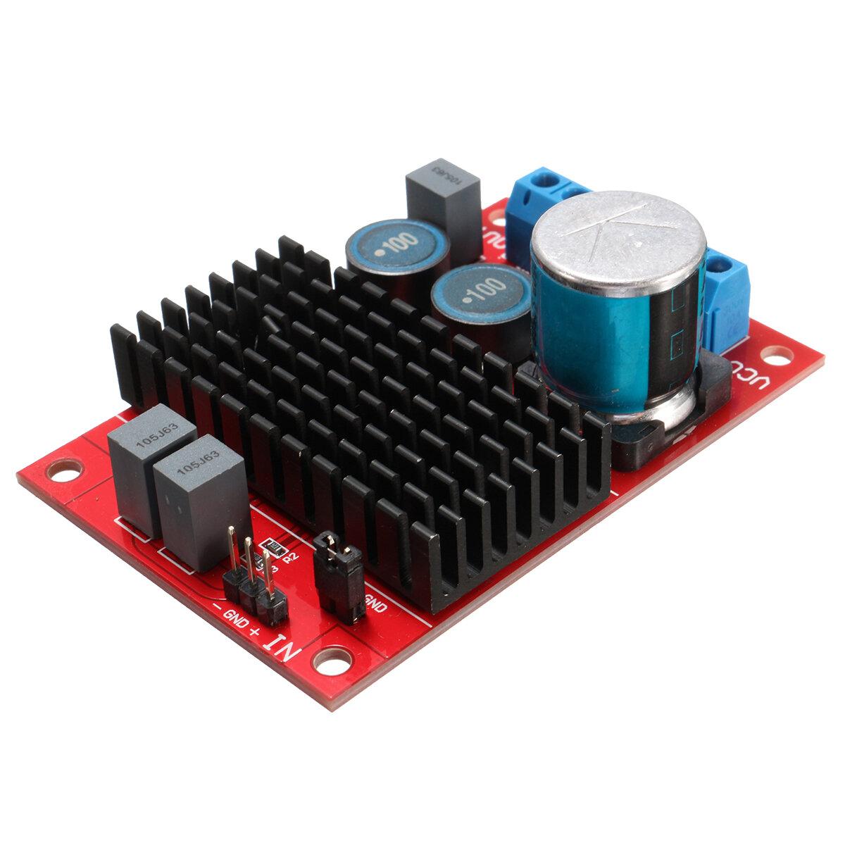 DC 12V-24V 100W BTL Out TPA3116 Mono Channel Digital Power Audio Amplifier  Board