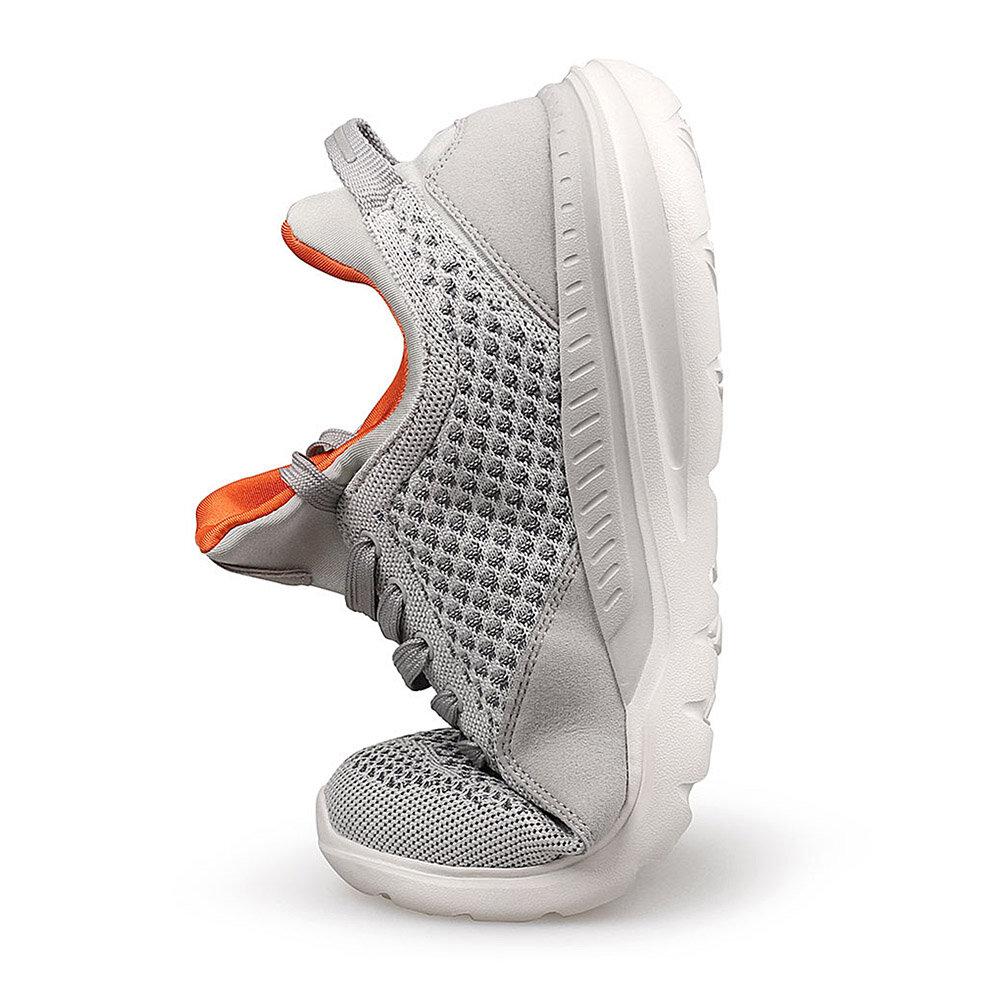 FREETIE Sneakers Men Ultralekkie buty do biegania Wysokie elastyczne włókno EVA Oddychające wygodne buty sportowe z xiaomi youpin